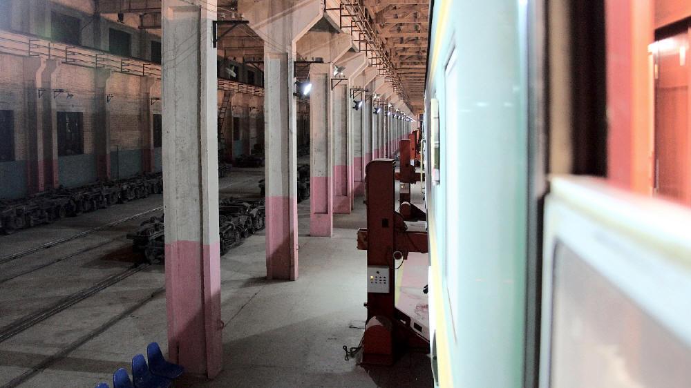 Transsibirische Eisenbahn und Tibet - Dach der Welt 2011